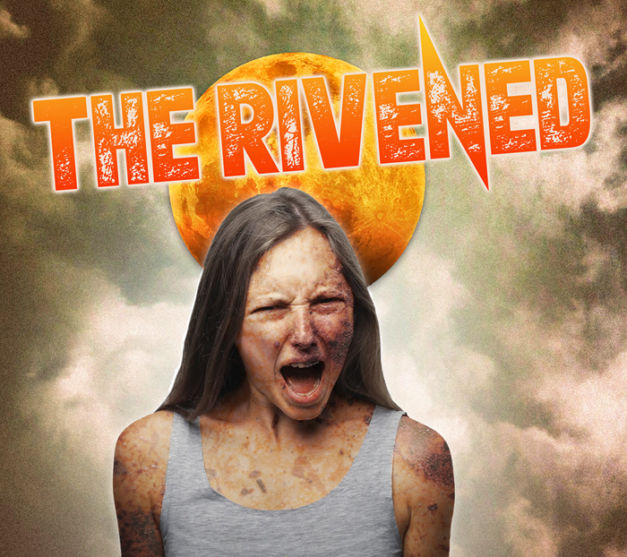 The Rivened Font poster