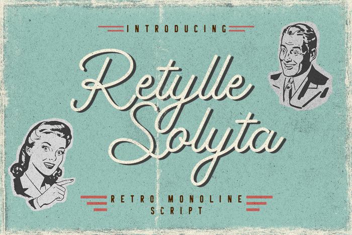Retylle Solyta poster