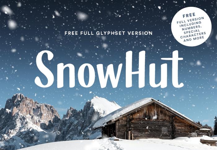 SnowHut poster