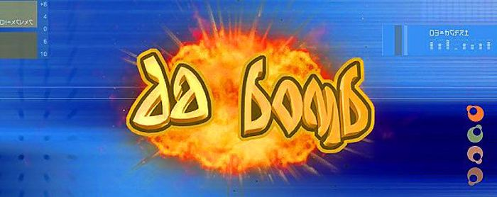 Da Bomb Font poster