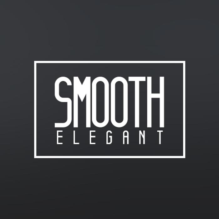 Smooth Elegant Font poster