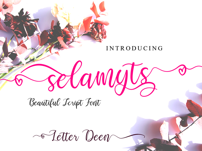 Selamyts poster