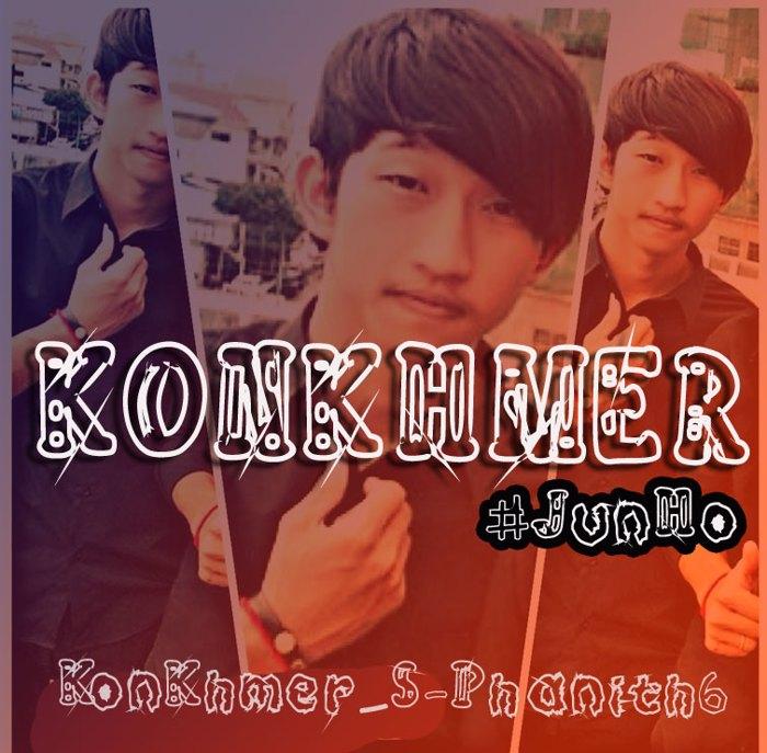KonKhmer_S-Phanith6 Font poster