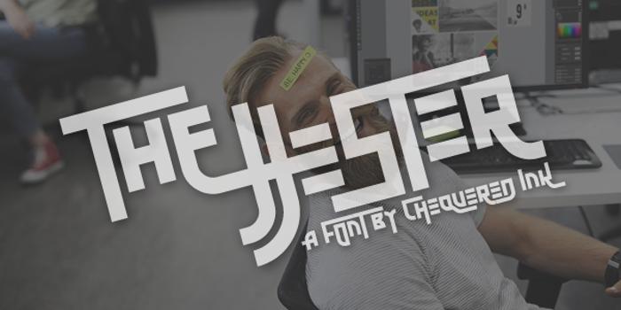 The Jjester Font