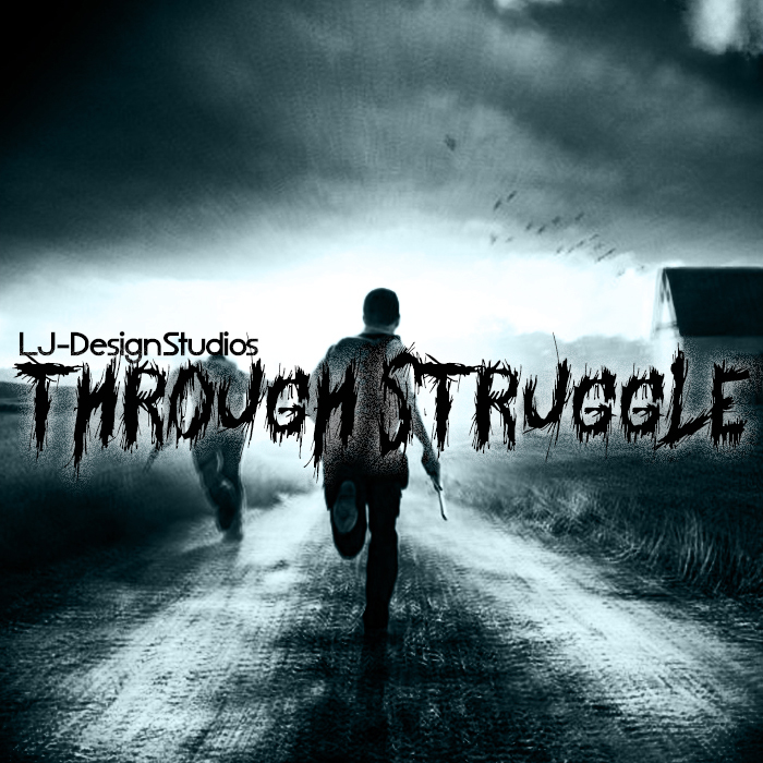 Through Struggle Font