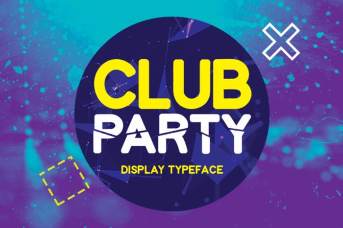Club Party Font