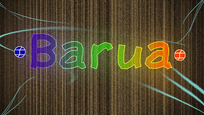 Barua Font poster
