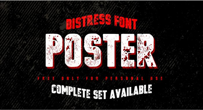 vtks poster Font poster
