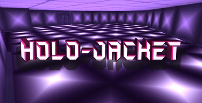 Holo-Jacket Font poster