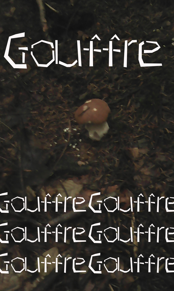 Gouffre poster