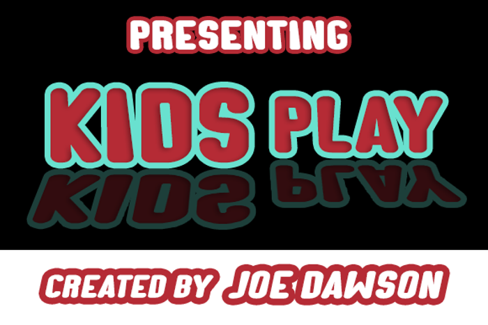 Kids Play poster