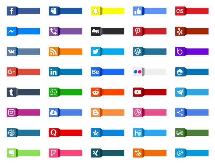 Font Social Pro Font abstract screenshot