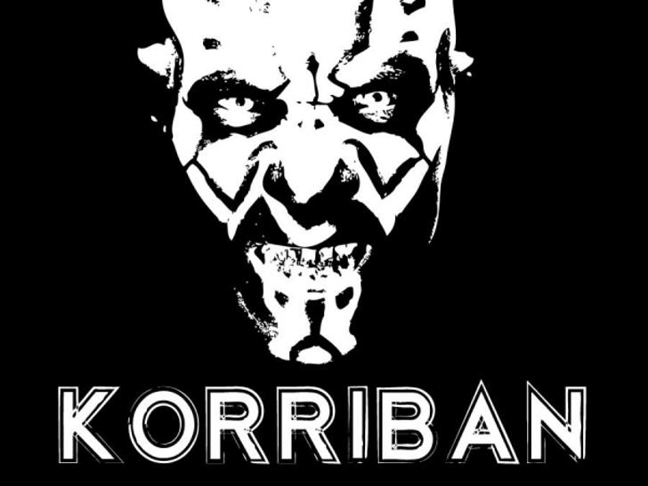 Korriban Font cartoon poster