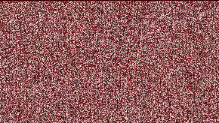 SQELLS Font screenshot red