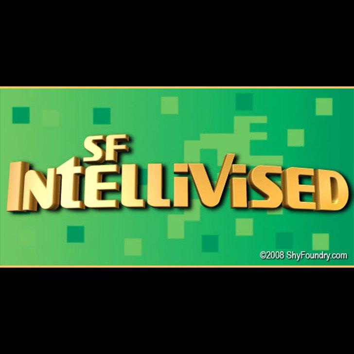 SF Intellivised Font screenshot design