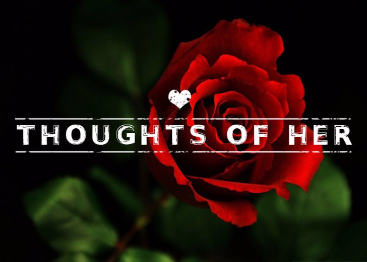 Thoughts of Her Font rose plant