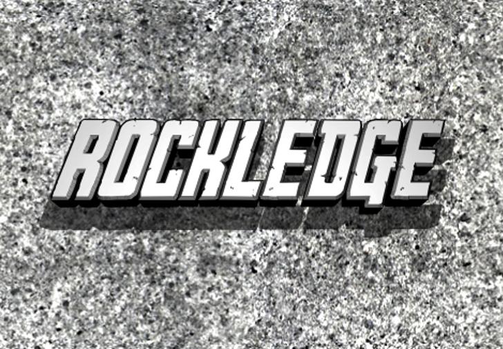 Rockledge Font poster