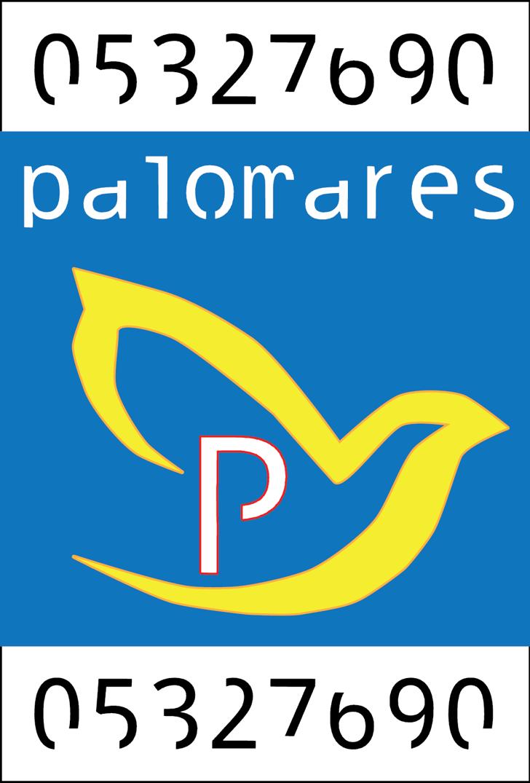 palomares Font design graphic