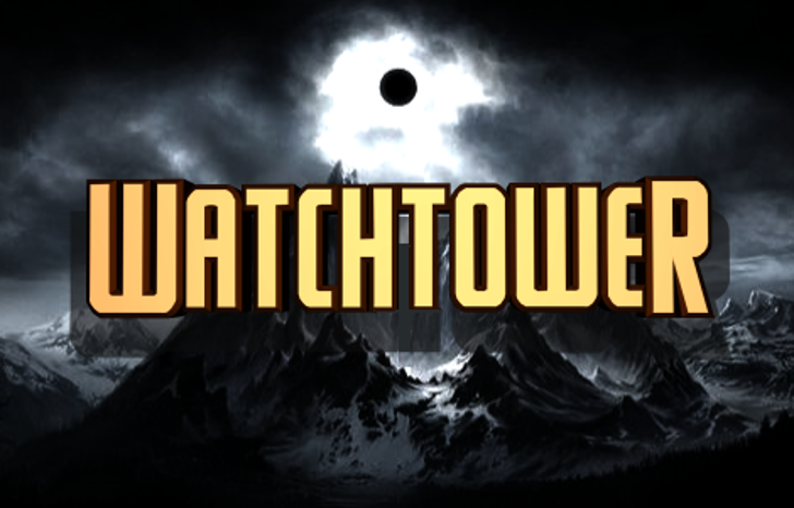 Watchtower Font moon screenshot