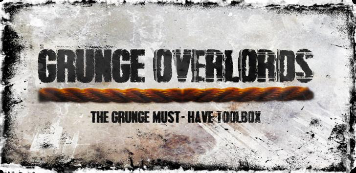Grunge Overlords Font handwriting graffiti