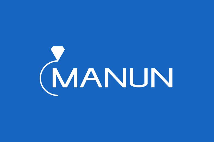 Manun Font poster