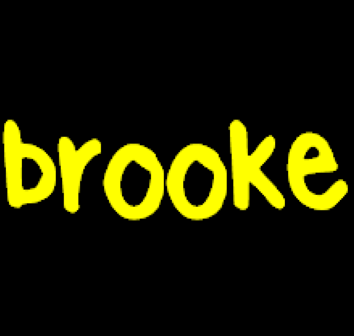BrookeShappell10 Font font screenshot