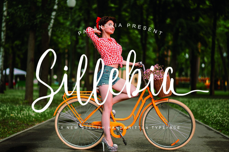 Sillebia Font tree bicycle