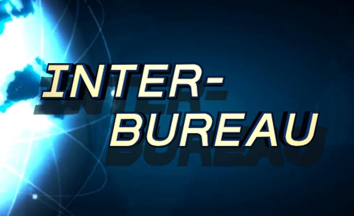 Inter-Bureau Font screenshot logo