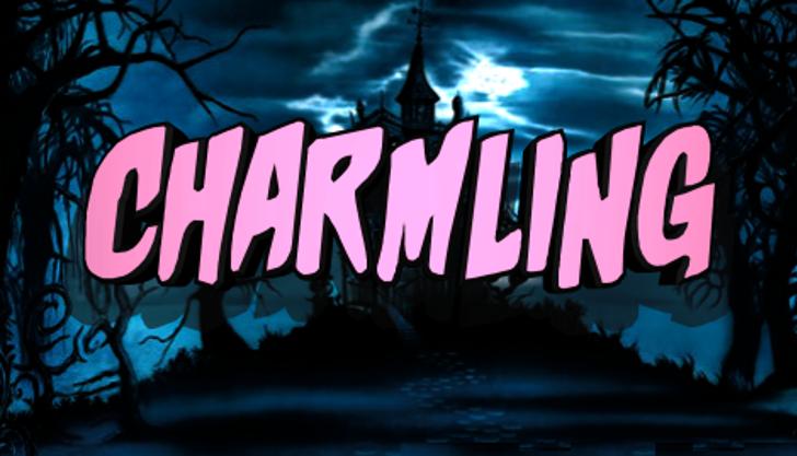 Charmling Font poster