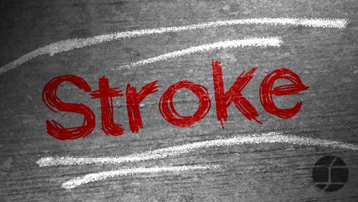 Stroke Font handwriting outdoor