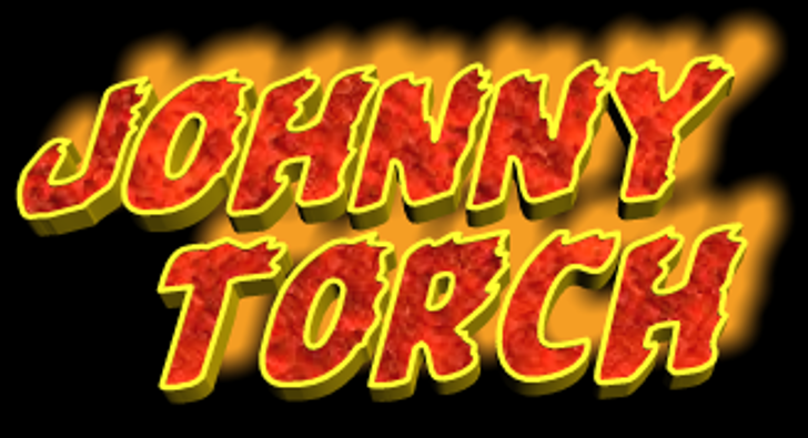 Johnny Torch Font text typography
