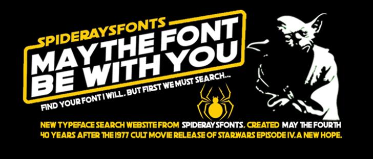 SILK Font poster