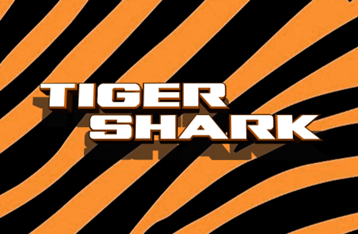 Tigershark Font poster screenshot
