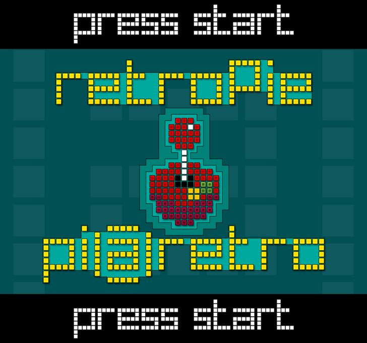 RetroCraze Font screenshot text