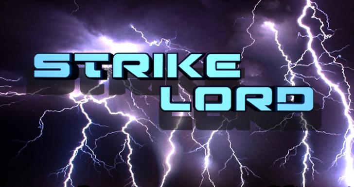 Strikelord Font lightning