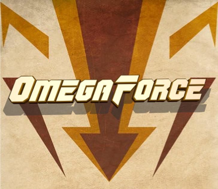 OmegaForce Font poster screenshot