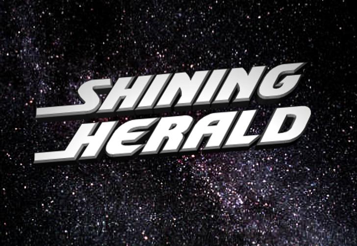 Shining Herald Font outdoor screenshot