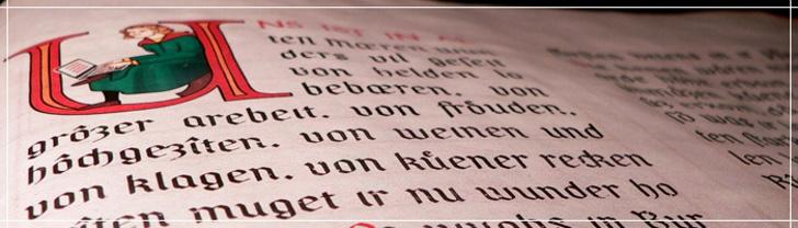 Pfeffer Simpelgotisch Font handwriting text