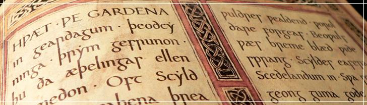 Pfeffer Mediæval Font handwriting book