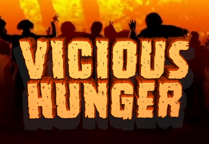 Vicious Hunger Font poster
