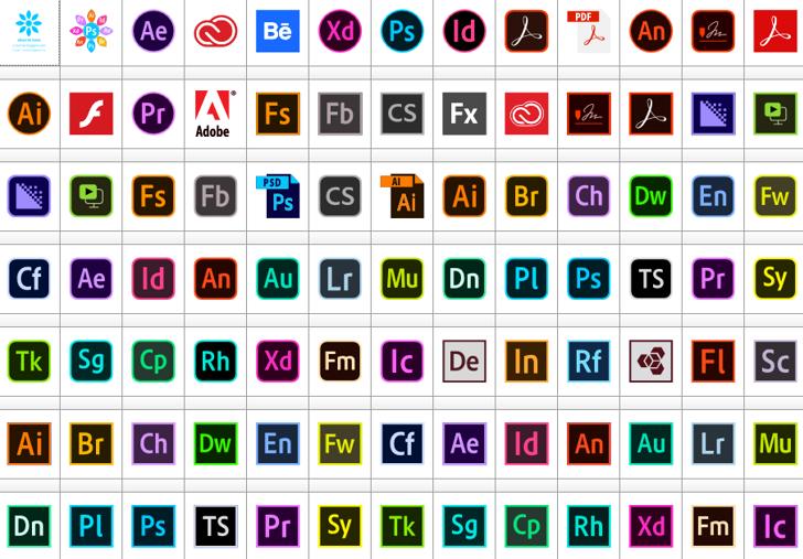 Font Adobe Color Font screenshot