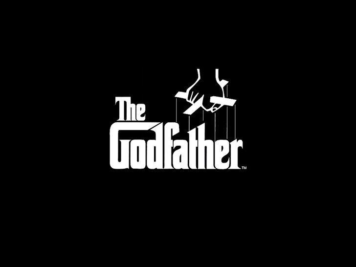 The Godfather Font design text