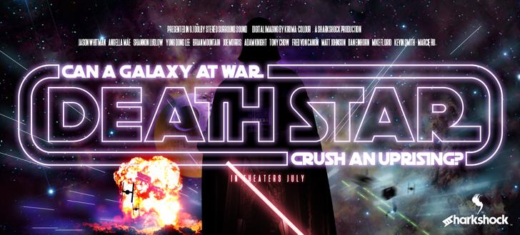 Death Star Font text screenshot