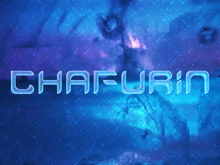 Chafurin Font screenshot stage