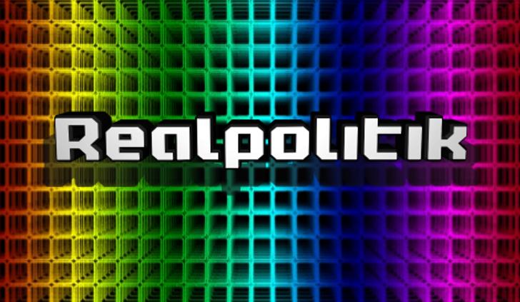 Realpolitik Font screenshot geometry