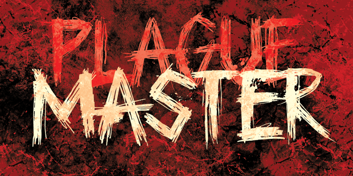 DK Plague Master Font power shovel painting