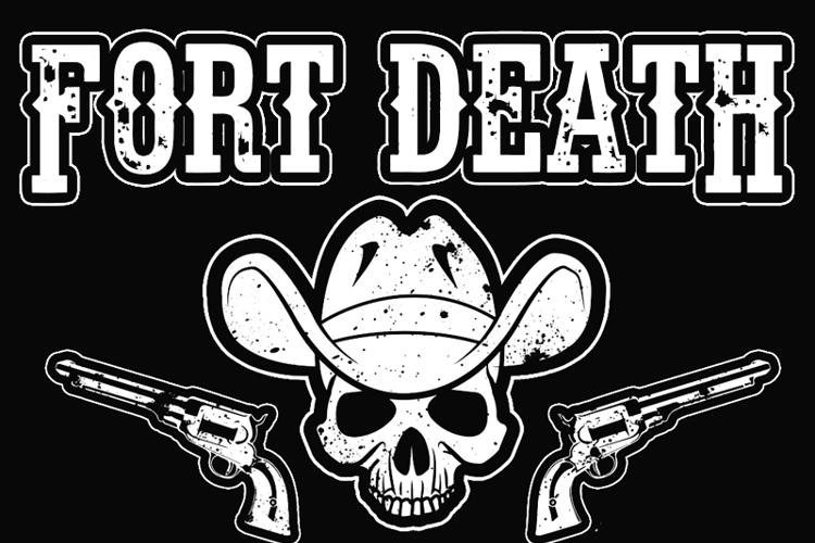 Fort Death Font