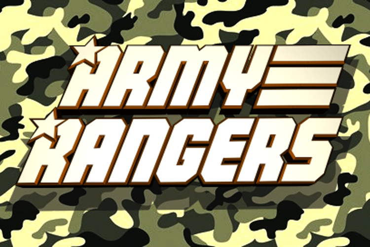 Army Rangers Font