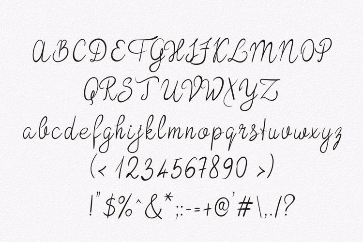 Bokretan Font