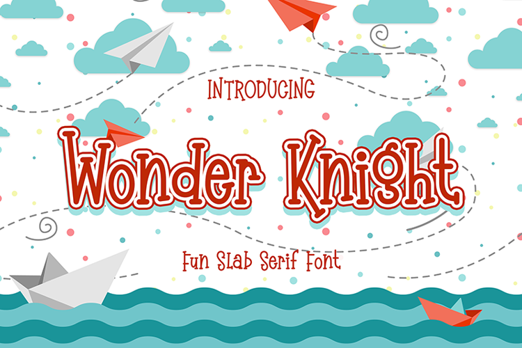Wonder Knight Font